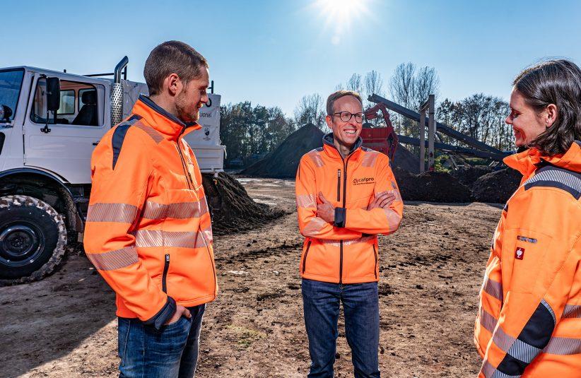 Beratung Bodenmanagement und Bauüberwachung